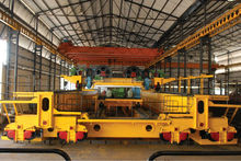ladle crane - two box girder - YZ type 300/50ton