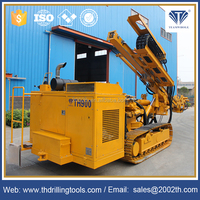 Gold supplier China Water Wells Deep Rock New 100m Drill Rig