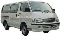6-12 seats Flat roof flat nose, passenger van(GDQ6480A1)