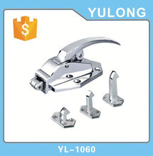 Hot Sale Edge Mount Latch Chrome Interior Door Handle