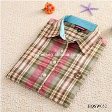china 2015 venta al por mayor nuevo diseño blusa de las mujeres