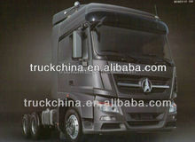 North Benz Tractor Truck 6x4 336-480hp Right Hand Driving