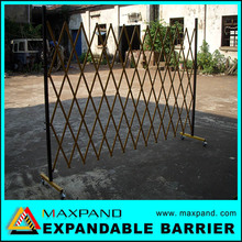Temporary Professional Safety Collapsible Gate Design