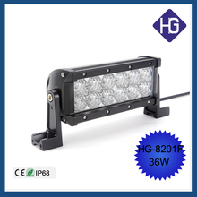 Auto accessories 6.5 inch 36W led work light off-road led trailer tail lights