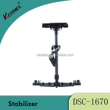High quality low price factory Kernel hand held camera stabilizer for DSLR