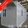 Fireproofed container office