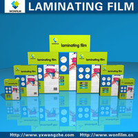 Transparent Transparency and Packaging Film Usage Pouch Laminating Film