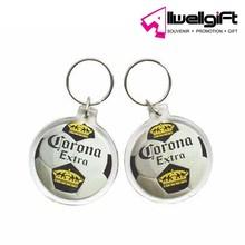 Wholesale Corona Beer Acrylic Keychain Keyring
