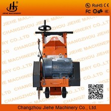 Asphalt road cutter machine with 5.5kw siemens motor and CE for hot sale(JHD-400E)