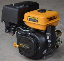Air Cooled OHV 4 stroke 1 cylinder electric start 16HP gasoline engine 420cc