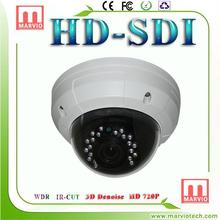 [marvio SDI 1MP]night vision h.264 8ch hi-tech cctv work with sdi dvr excellent surveillance product