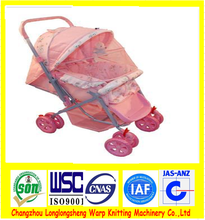 Best selling products modern pp baby cot mosquito nets warp fabric sewing fine mechanics