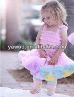 chiffon tutu skirt design baby girls two pcs set pink fluffy pettiskirt chiffon tulle skirts design new tank ruffle skirt sets