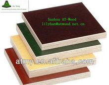 (6-30mm) poplar, eucalyptus, birch, second hand coreblack film faced plywood/Fancy Plywood/Building Construction Materials