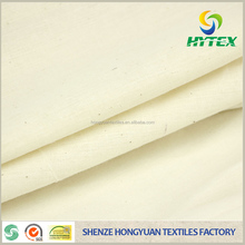 Durable 100% Cotton Woven Weaving Down Proof Fabric