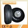 pneumatic small rubber wheels 3.50-4