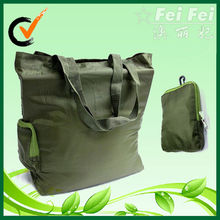 new style cheap nylon foldable shopping bag