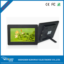 hot 10 inch wall mount lcd digital display , wifi digital advertising board , touch screen digital menu board digital displayer