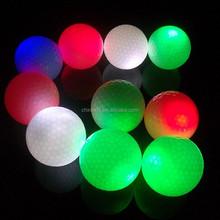 Shenzhen cheap golf ball markers wholesale led glow golf balls