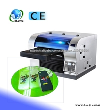 flat bed printer / uv digital flatbed printer