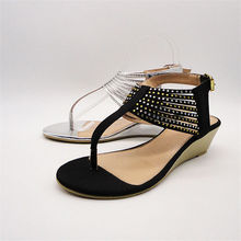 Export to Australia young ladies nude summer sandal