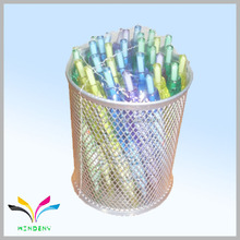 White powder coated metal mesh new colorful desktop wholesale stationery