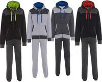 China Factory Wholesale Cheap Mens Fleece Jogging Suits
