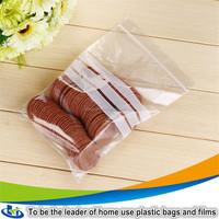 food grade blue plastic bags/food grade plastic mesh bags/zip lock bag