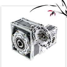 Combination of NMRV030-040 agriculture gearbox,planetary gearbox, motor speed reducer reducers