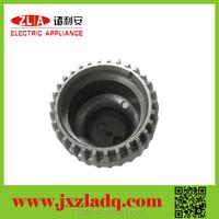 Aluminum radiator parts from China manufacturer