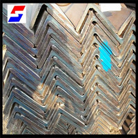 q235 yield High tensile strength of mild iron steel angle