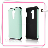 New! Hybrid Case for LG G2 D801 With Smart Hard Back Cover TPU+PC Mobile Phone Cover