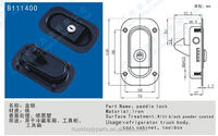 paddle handle latch lock,recessed handle latch