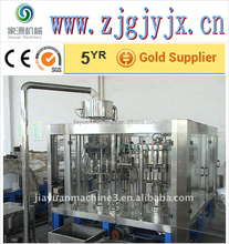 new brand Automatic mineral water plant/bottled mineral water producing machine company