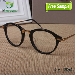 Hot new products eyeglasses fashion italian glasses frame japanese branded eyewear frames for 2015