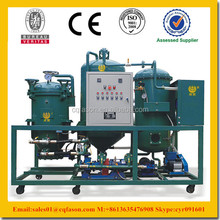 China Patented Good selling Used Transformer Oil Dehydrator in Bengal