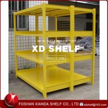 2015 Manufacturer Price Metal Shelf Rack Min. Order: 10 Sets