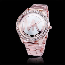 2015 China Suppliers New Style Vogue Men And Women MK Wrist Watches