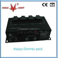 dmx dimmer pack