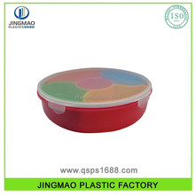 Plastic Divided Food Storage Tray