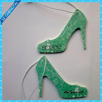 shoe shaped air freshner