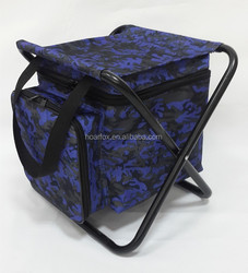 promotional small camping foldable chair with picnic set