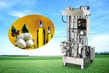 La prensa hidráulica de aceite de semilla del algodón
