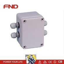NEW IP65/IP67 ABS plastic waterproof enclosures with mounting holes
