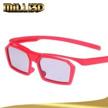 blue movie circular polarizer film 3d glasses