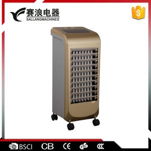 Мобильный отлично электрика воды охладитель воздуха лопасти вентилятора с водой
