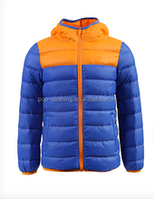 Small MOQ down jacket coats ski jacket for winter outdoor sports wear