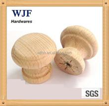 Best price furniture cabinet wooden knobs