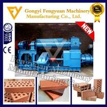Mini brick plant vacuum extruderJZK40 small clay bricks machine suplier with low price