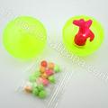 Lightning ovo de dinossauro com hard candy brinquedo/brinquedos ovo de dinossauro